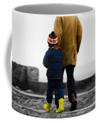 Walk Alongside Me Daddy Coffee Mug