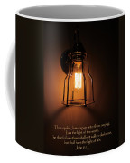 Walk In The Light Coffee Mug