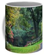 Walk In The Park Coffee Mug by Christina Rollo