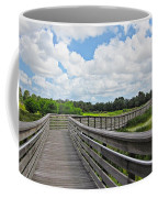 Walk On Wetlands Coffee Mug