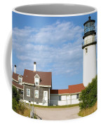 Walk To The Lighthouse Coffee Mug