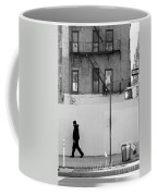 Walk Walk. New York. Coffee Mug