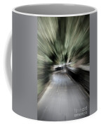 Walk Warp Coffee Mug