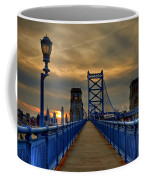 Walk With Me Coffee Mug