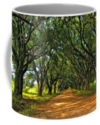 Walk With Me Paint Version Coffee Mug