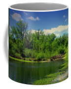 Walk With Me To The Other Side Coffee Mug