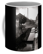 Walking Along The C And O Coffee Mug by Olivier Le Queinec