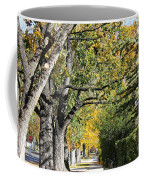 Walking Down Senators Highway Coffee Mug