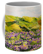 Walking Hills Coffee Mug