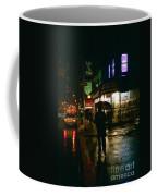 Walking Home In The Rain Coffee Mug