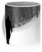 Walking In A Winter Wonderland Coffee Mug