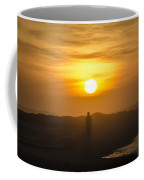 Walking In The Sunrise Coffee Mug