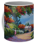 Walking In The Sunshine Coffee Mug