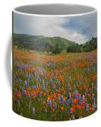 Walking In The Wildflowers Coffee Mug