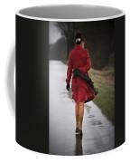 Walking Miles Coffee Mug