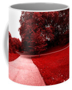 Walking On Mars Coffee Mug