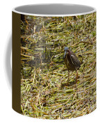 Walking On The Reeds Coffee Mug
