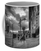 Walking Coffee Mug