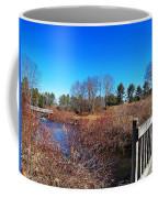 Walking The Bridge Coffee Mug