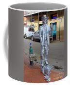 Walking The Croc Coffee Mug