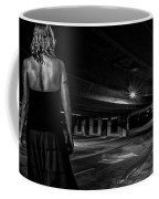 Walking The Dog Coffee Mug by Bob Orsillo