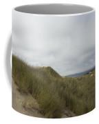 Walking The Dunes Coffee Mug