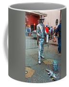 Walking The Gator Bourbon St. Nola Coffee Mug