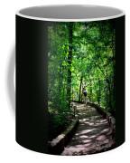 Walking The Path  Coffee Mug