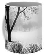 Walking Through A Winter Wonderland Coffee Mug
