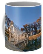 Walkway Across The Water Coffee Mug