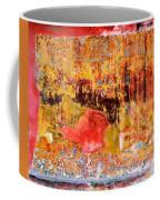 Wall Abstract 1 Coffee Mug