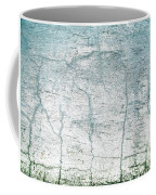 Wall Abstract 10 Coffee Mug