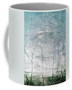 Wall Abstract 11 Coffee Mug