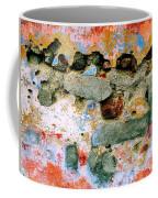 Wall Abstract 15 Coffee Mug