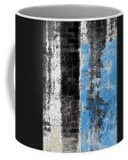 Wall Abstract 34 Coffee Mug