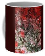Wall Abstract 38 Coffee Mug