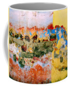Wall Abstract 7 Coffee Mug