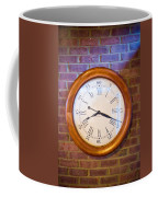 Wall Clock 1 Coffee Mug