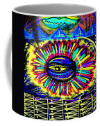 Wall Flower 30x30 Coffee Mug