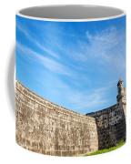 Wall Of Cartagena Colombia Coffee Mug
