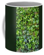 Wall Of Ivy Coffee Mug