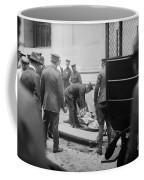 Wall Street Bombing, 1920 Coffee Mug