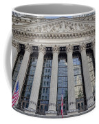 Wall Street New York Stock Exchange Nyse  Coffee Mug