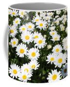 Wall To Wall Daisies Coffee Mug