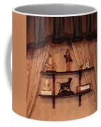 Wall Vintage Figures Coffee Mug