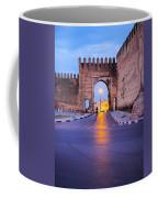 Walls Of Fes In Morocco Coffee Mug
