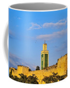 Walls Of Meknes In Morocco Coffee Mug