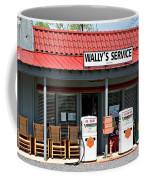 Wally's Service Station Mayberry Nc Coffee Mug