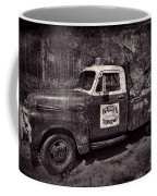 Wally's Towing Bw Coffee Mug
