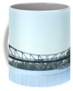 Walnut Grove Bridge Mural Coffee Mug